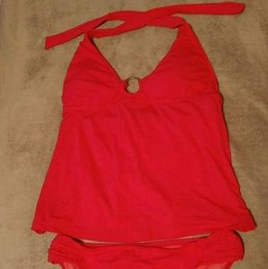 Other - Tankini with bottoms size large